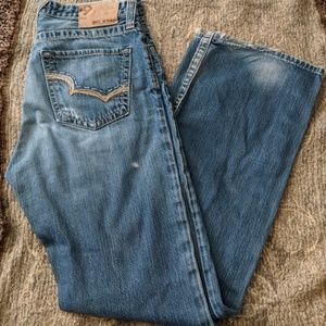 Big star bootcut jeans size 33